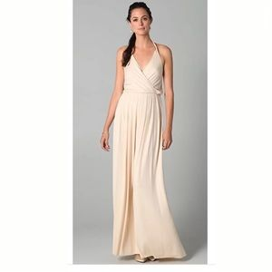 NWT Rachel Pally Braden Maxi Dress in Ivory